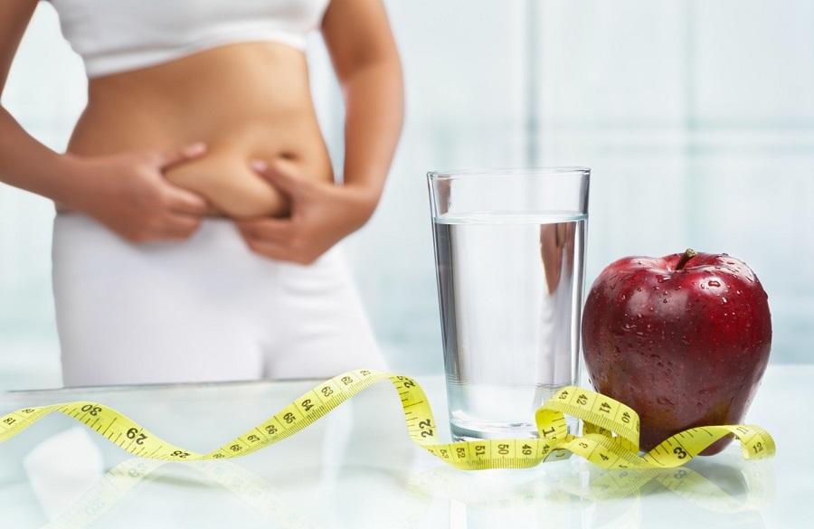 عوامل از بیننرفتن چربی شکمی