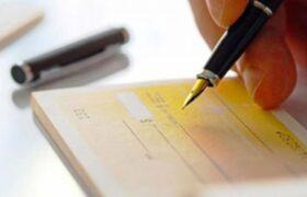 چگونگی وصول و برگشت زدن چک ها در قانون جدید