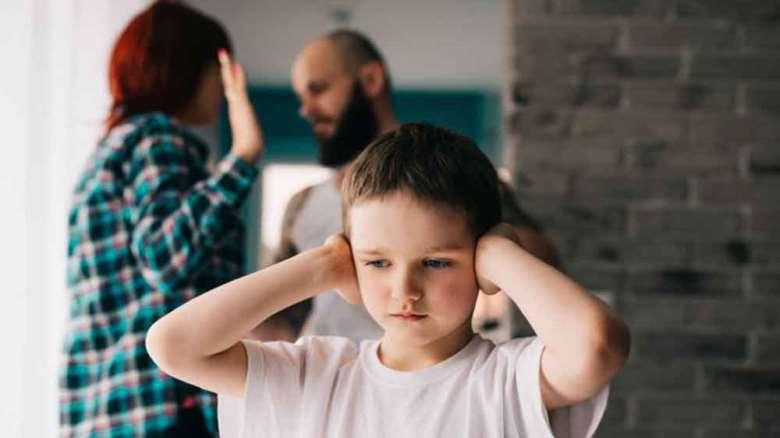 تاثیر رابطه والدین بر استرس کودک/راه های جلوگیری از ایجاد استرس در کودکان
