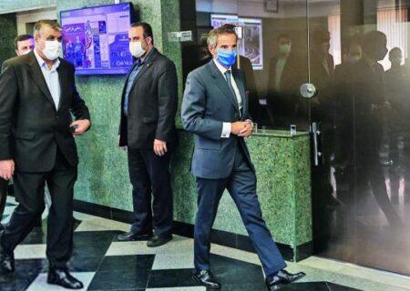 تقدیر از توافق ایران با آژانس هسته ای