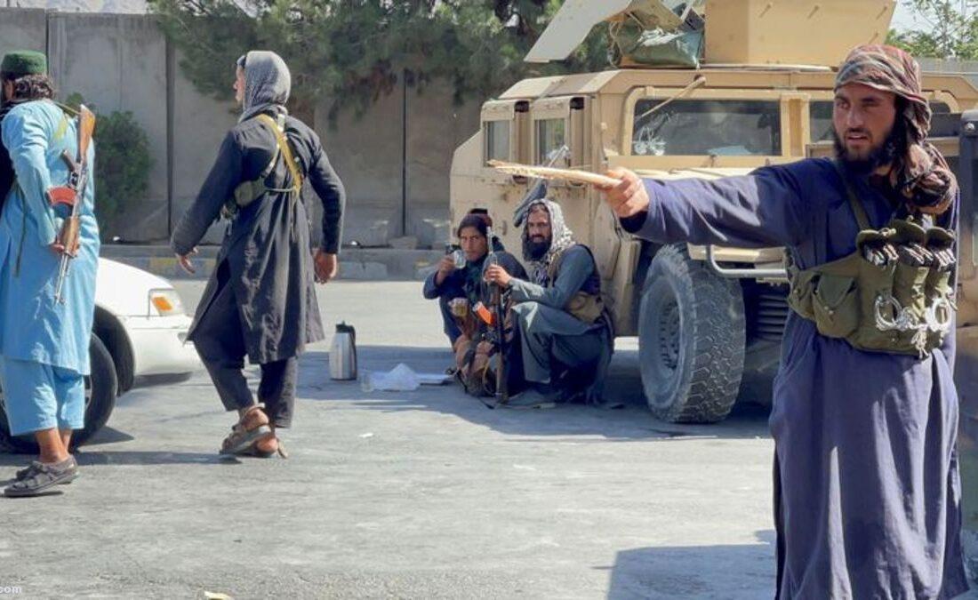 تیرباران افراد بازداشت شده توسط طالبان در پنجشیر/فیلم