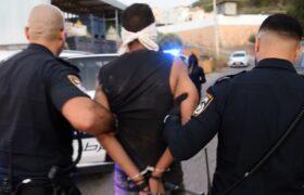 فیلم دستگیری آخرین اسرای فلسطینی فراری از تونل زندان