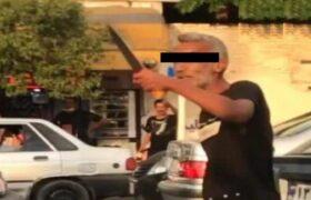 صدور کیفرخواست ضارب جنجالی تبر چهارراه میدان گرگان