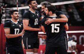 سروقامتان جوان ایران مصر را شکست دادند