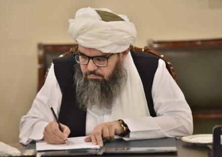 طالبان: امیرالمومنین ما امیرالمومنین کل جهان است!/فیلم