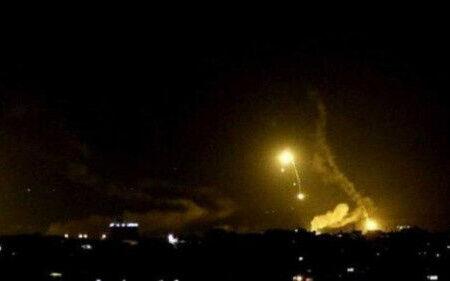 حمله پهپادی به نظامیان آمریکایی در فرودگاه اربیل
