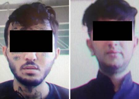 چاقوکش های زورگیر مشهدی/زن جوان که مورد هدف ضربات قمه قرار گرفت