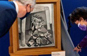 دختر پیکاسو چند اثر ارزشمند پدرش را به فرانسه واگذار کرد