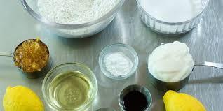 مواد لازم جهت پخت کیک مارمالادی