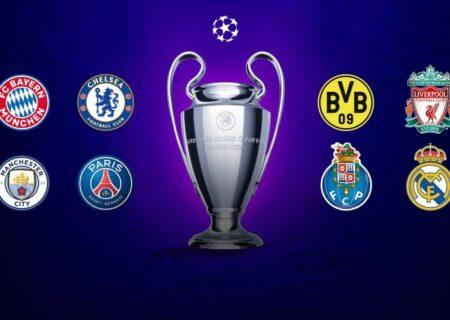قرعه کشی چمپیونز لیگ/لیگ قهرمانان اروپا