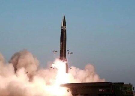 کره شمالی موشک دوربرد آزمایش کرد