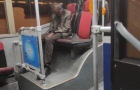 کشف یک جسد روی صندلی اتوبوس پایتخت/ماجرا چیست؟