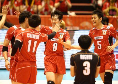 ژاپن حریف ایران در فینال والیبال قهرمانی آسیا شد+زمان بازی