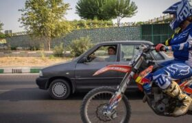 موتورسواری بانوان خلاف قانون است/ قانون باید اصلاح شود
