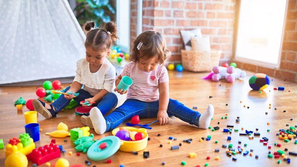 کودکان و میکروب ها