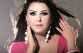 منیره حمدی، خواننده تونسی در یک برنامه زنده درگذشت/فیلم لحظه مرگ