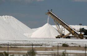 نمک خوراکی چگونه تهیه میشود/روش های مختلف