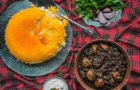 طرز تهیه قرمه سبزی از اصیل ترین غذاهای ایرانی!