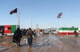 هجوم مردم افغانستان به مرزهای ایران/نیروهای طالبان در بین مردم/فیلم