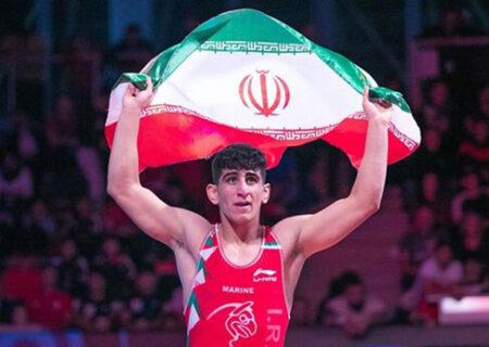 میثم دلخانی سومین طلای تیم ایران در رقابت های نروژ را کسب کرد