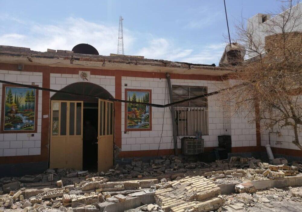 زلزله به ۱۲۰ روستا در اندیکا خسارت وارد کرد!