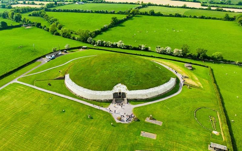 معماری  ایرلندی