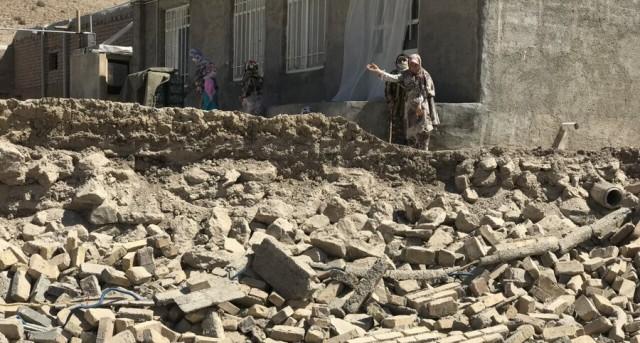 زلزله پنج ریشتری در اندیکا