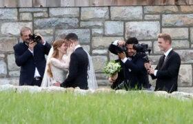 """دختر بیل گیتس""""مالک شرکت مایکروسافت"""" با عقد اسلامی، ازدواج کرد!/عکس"""