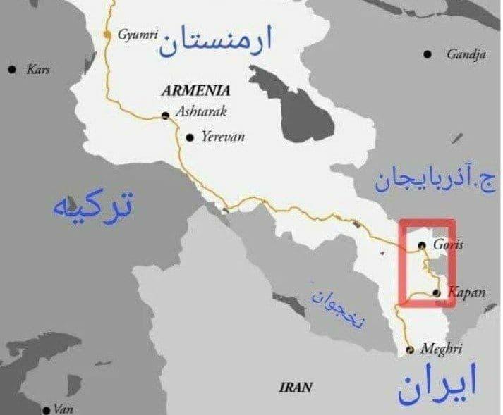 اختلاف ایران و جمهوری آذربایجان