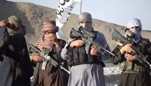 کشف ذخیرهگاههای بزرگ سلاح امریکا را در هرات و بلخ توسط طالبان